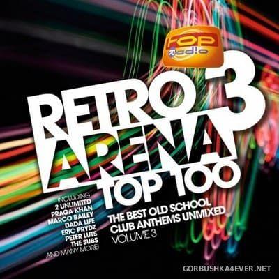 Retro Arena Top 100 vol 3 [2011] / 4xCD