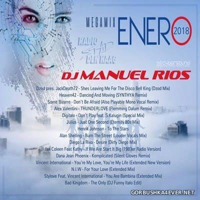 Manuel Rios DJ - RSDH Enero Megamix 2018