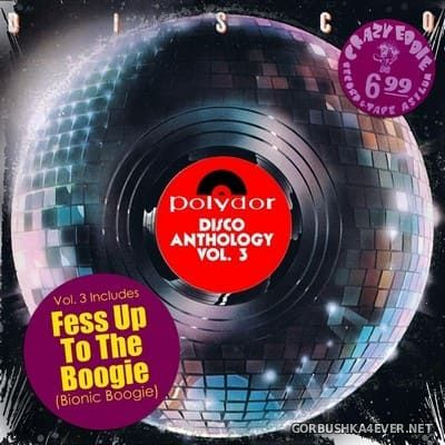 [Polydor] Disco Anthology vol 3 [2013]