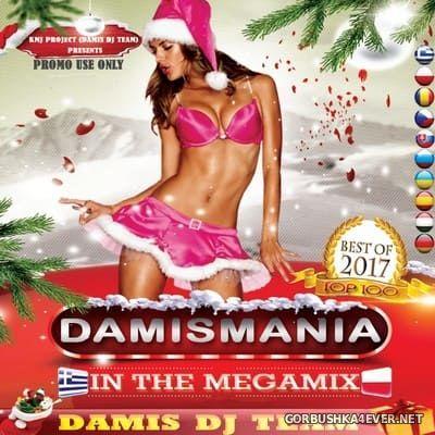 KMJ Project presents Damismania In The Megamix Top 100 [2017]