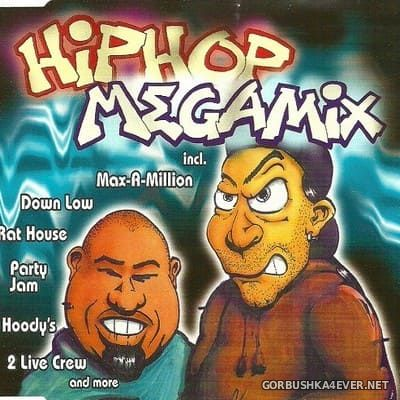 [ZYX] Hip Hop Megamix vol 1 [1997]