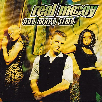 Real McCoy - One More Time [1997]