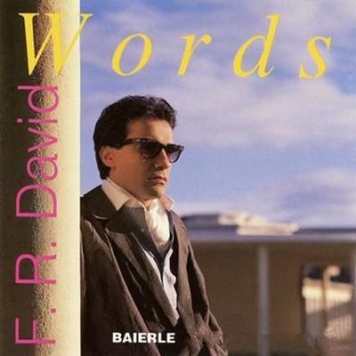 F.R.David - Words [1982]