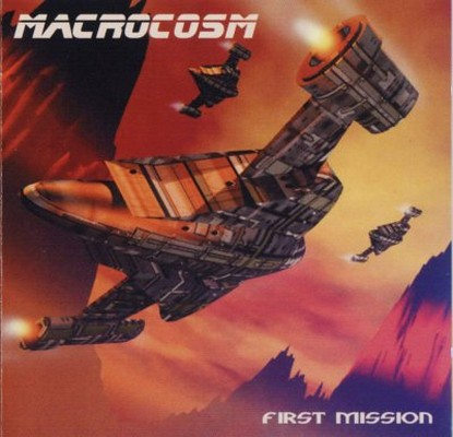 Macrocosm - First Mission [2003]