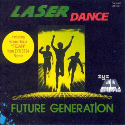Laserdance - Future Generation [1987]