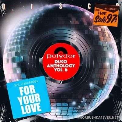 [Polydor] Disco Anthology vol 6 [2013]