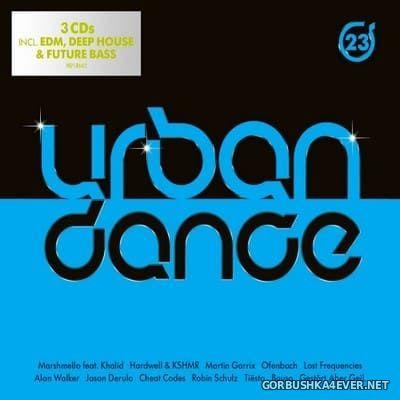 Urban Dance vol 23 [2018] / 3xCD