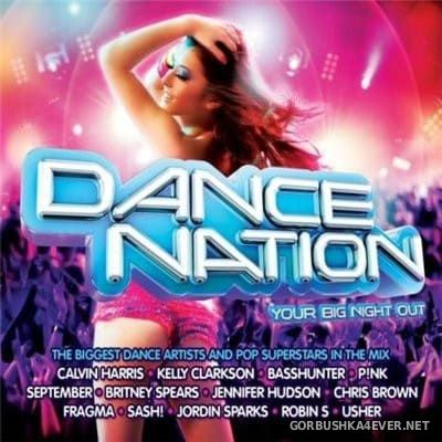 Dance Nation - Your Big Night Out [2009] / 3xCD
