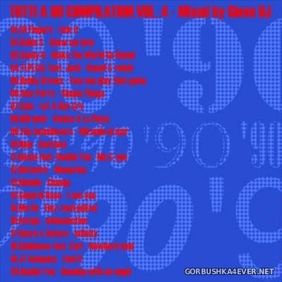 Giove DJ - Tutti a 90 Compilation vol 4