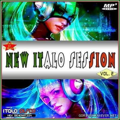New Italo Session vol 2 [2018] Mixed by CJ Project