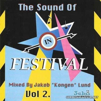 The Sound of IN vol 2 [1999] Mixed by Jakob ''Kongen'' Lund