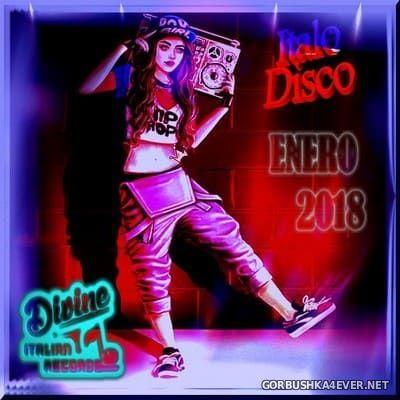 DJ Divine - Italo Disco Enero Mix 2018