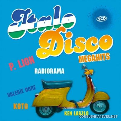 [ZYX] Italo Disco Megahits [2018] / 2xCD + Bonus Mix by Cziras
