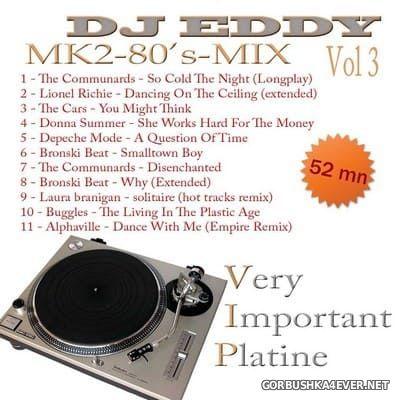 DJ Eddy - MK2 80s Mix vol 3