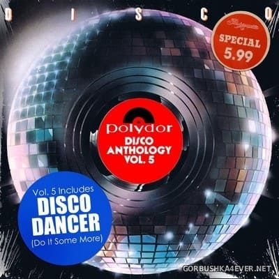 [Polydor] Disco Anthology vol 5 [2013]