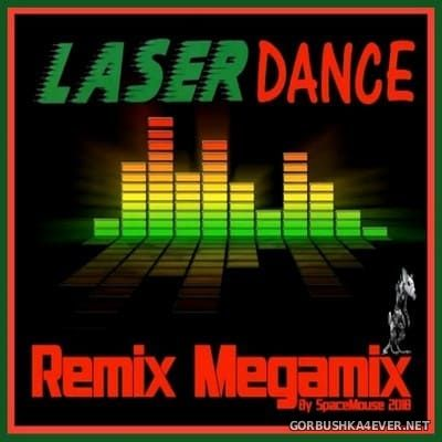 DJ SpaceMouse - Laserdance Remix Megamix [2018]