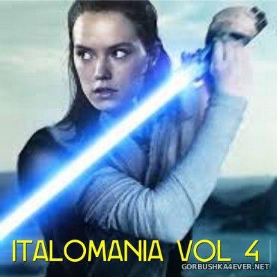 DJJW - ItaloMania Megamix 04 [2018]