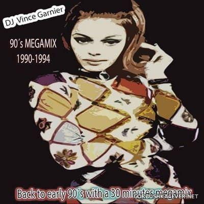 DJ Vincent Garnier - 90s Megamix (1990-1994)