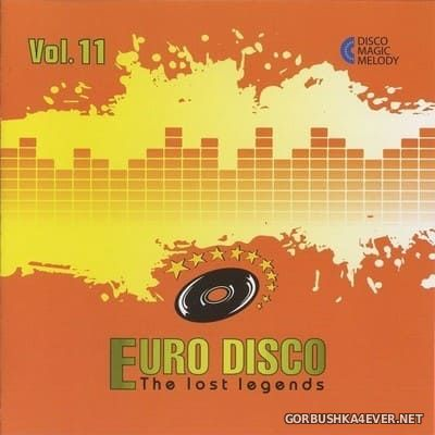 Euro Disco - The Lost Legends vol 11 [2017]