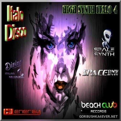 DJ Divine - High Synth Italo IV [2018]