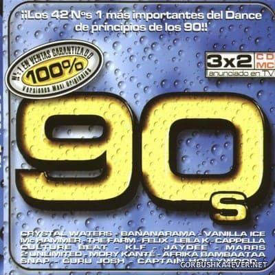 [Blanco Y Negro] 100% 90's [1999] / 3xCD