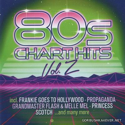 80s Chart Hits vol 2 (Extended Versions) [2017] / 2xCD