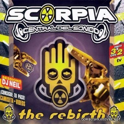 [Tempo Music] Scorpia The Rebirth (Session Progressive & Techno) [1999] / 3xCD