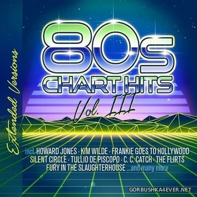 80s Chart Hits vol 3 (Extended Versions) [2018] / 2xCD