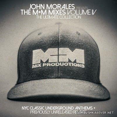 John Morales presents The M+M Mixes vol 4 [2017]