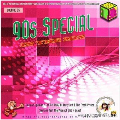 DJ Peter Lee - In The Mix 90s Special vol 5 [2017]