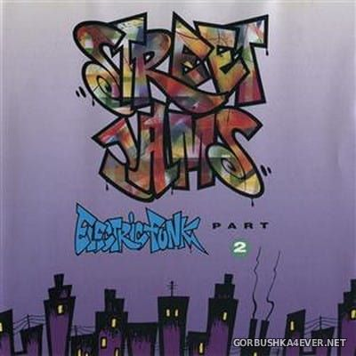 [Rhino Records] Street Jams - Electric Funk Part 2 [1992]