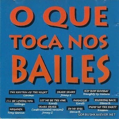 [Spotlight Records] O Que Toca Nos Bailes vol 1 [1994]