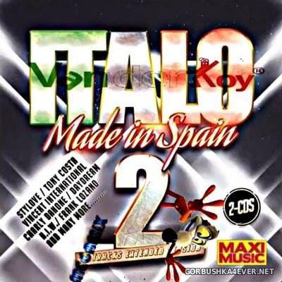 Van Der Koy - Italo Made In Spain 2 Megamix [2018]