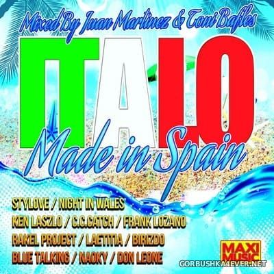 [Maxi Music] Italo Made In Spain vol 1 [2017]