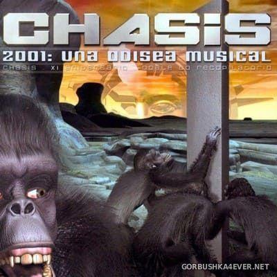 [Vale Music] Chasis 2001 - Una Odisea Musical [2000] / 2xCD