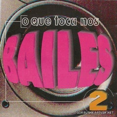 [Spotlight Records] O Que Toca Nos Bailes vol 2 [1995]