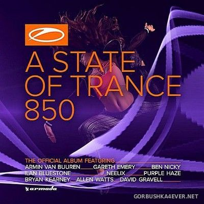 A State Of Trance 850 (The Official Album) [2018] Extended Edition / Mixed by Armin van Buuren