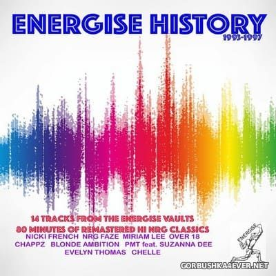 Energise History 1993-1997 [2018]