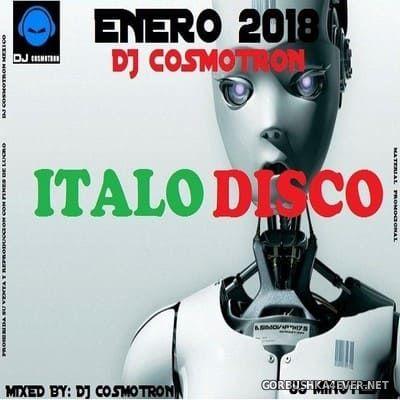 DJ Cosmotron - Italo Disco Enero Mix 2018
