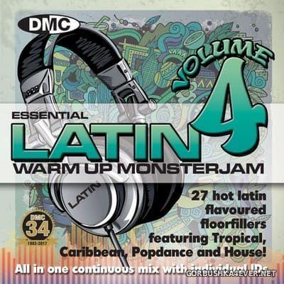 [DMC] Monsterjam - Essential Latin Warm Up vol 4 [2017]