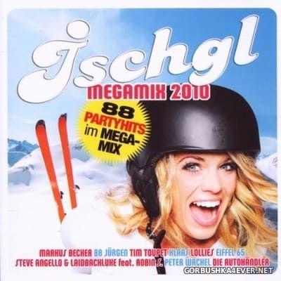 [SWG Team] Ischgl Megamix 2010 [2009] / 2xCD / Mixed by DJ Deep