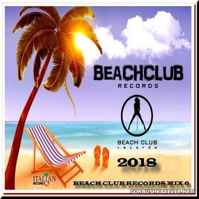 DJ Divine - Beach Club Records Mix 6 [2018]