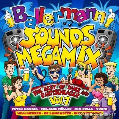 Ballermann Sounds Megamix vol 1 [2018] / 2xCD / Mixed by DJ Deep
