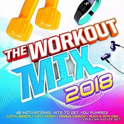 The Workout Mix 2018 [2017] / 2xCD