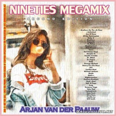 Nineties Megamix II [2018] by Arjan van der Paauw