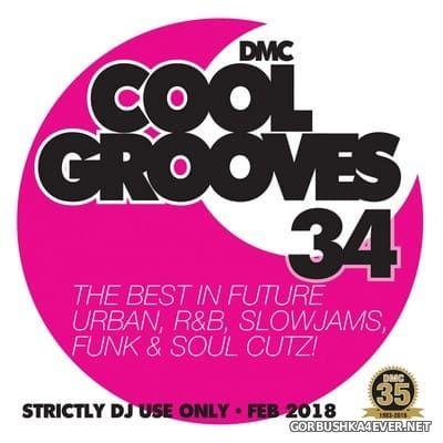 [DMC] Cool Grooves vol 34 [2018]
