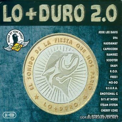 [Blanco Y Negro] Lo+Duro 2.0 [2015] / 3xCD