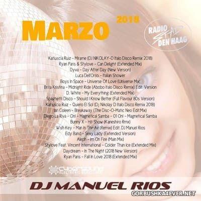 DJ Manuel Rios - Italo Marzo Mix 2018