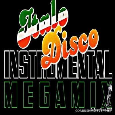 DJ SpaceMouse - Italo Disco Instrumental Megamix [2018]