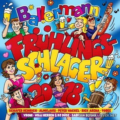 Ballermann Frühlings Schlager [2018]